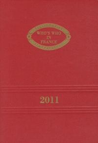 Who's Who in France 2011- Qui est qui en France -  Lafitte-Hébrard pdf epub