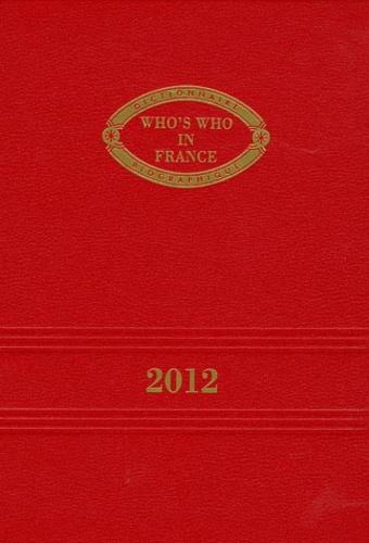 Lafitte-Hébrard - Who's Who in France 2012 - Qui est qui en France.