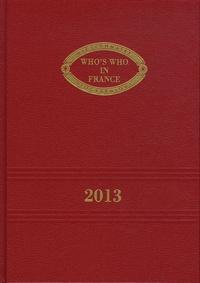 Lafitte-Hébrard - Who's Who in France 2013 - Qui est qui en France.