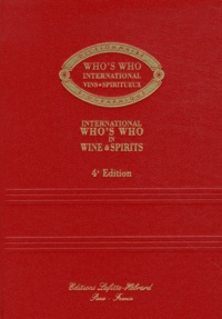 Lafitte-Hébrard - Who's Who international vins & spiritueux - Dictionnaire biographique.