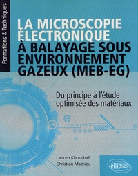 Goodtastepolice.fr La microscopie électronique à balayage sous environnement gazeux (MEB-EG) - Du principe à l'étude optimisée des matériaux Image