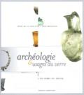 Laïla Ayache - Archéologie & usages du verre - L'en-verre du décor.