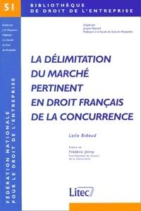 Lesmouchescestlouche.fr La délimitation du marché pertinent en droit français de la concurrence Image