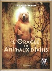 Laila Del Monte - L'Oracle des Animaux divins.