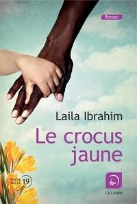 Laila Ibrahim - Le crocus jaune.