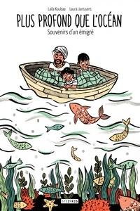 Laïla Koubaa - Plus profond que l'océan.