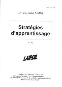 LAIRDIL - Les après-midi de LAIRDIL N° 12 : Stratégies d'apprentissage.