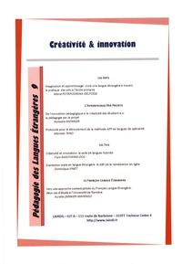 Nicole Décuré - Pédagogie des langues étrangères N° 9 : Créativité et innovation.