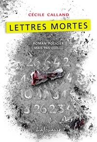 Lajouanie - Lettres mortes.
