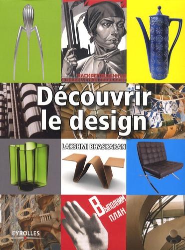 Lakshmi Bhaskaran - Découvrir le design.