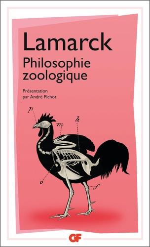 Lamarck - Philosophie zoologique ou Exposition des considérations relatives à l'histoire naturelle des animaux....