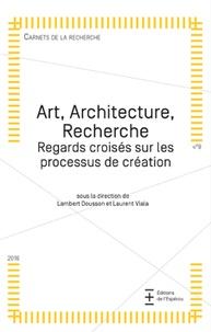 Histoiresdenlire.be Art, Architecture, Recherche - Regards croisés sur les processus de création Image