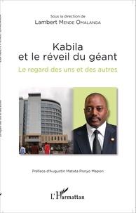 Histoiresdenlire.be Kabila et le réveil du géant - Le regard des uns et des autres Image