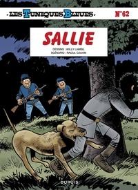 Lambil et  Cauvin - Les Tuniques Bleues - tome 62 - Sallie.