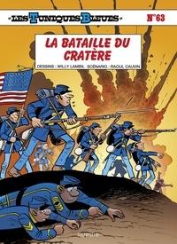 Téléchargement gratuit de livres électroniques pour Android Les Tuniques Bleues - tome 63 - La bataille du Cratère