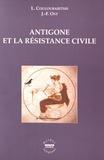 Lambros Couloubaritsis et François Ost - Antigone et la résistance civile.