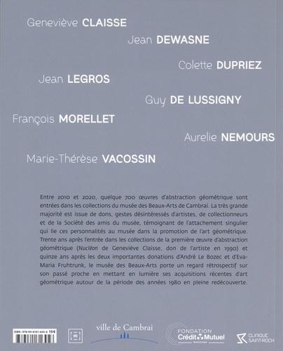 Lignes et couleurs, abstraction géométrique des années 80. Acquisitions 2010-2020