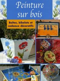 Deedr.fr Peinture sur bois - Boîtes, bibelots et cadeaux décoratifs Image
