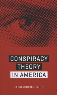 Lance DeHaven-Smith - Conspiracy Theory in America.