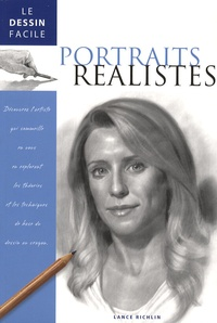 Lance Richlin - Portraits réalistes.