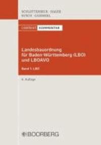 Landesbauordnung BW mit LBOAVO.