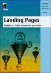 Landing Pages - Optimieren, Testen, Conversions generieren.