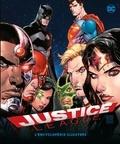 Landry-Q Walker - Justice League - L'encyclopédie illustrée.