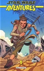 Landry-Q Walker et Derek Charm - Star Wars - Aventures Tome 1 : .