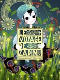 Landy Andriamboavonjy et Charlotte Gastaut - Le voyage de Zadim. 1 CD audio