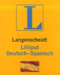 Langenschedeidt- Lilliput Deutsch-Spanisch -  Langenscheidt   Showmesound.org