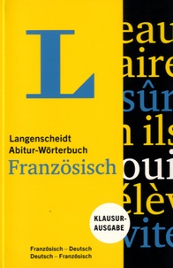 Ucareoutplacement.be Langenscheidt Abitur-Wörterbuch Französisch Image