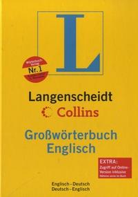 Langenscheidt - Langenscheidt Collins - Grosswörterbuch English.