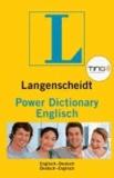 Langenscheidt Power Dictionary Englisch - Englisch-Deutsch/Deutsch-Englisch.