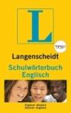 Langenscheidt Schulwörterbuch Englisch. TING-Ausgabe - Englisch - Deutsch / Deutsch - Englisch.