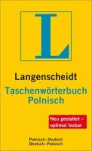 Langenscheidt Taschenwörterbuch Polnisch - Polnisch-Deutsch / Deutsch-Polnisch.