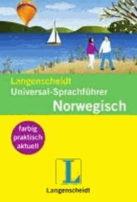 Langenscheidt Universal - Sprachführer Norwegisch - Der handliche Reisewortschatz.