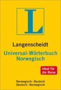 Langenscheidt Universal Wörterbuch Norwegisch ( Bokmal) - Norwegisch-Deutsch / Deutsch-Norwegisch. NEU: Ideal für die Reise.
