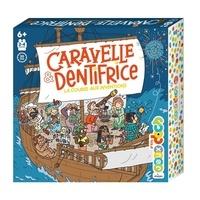 Langlois Michel et Dominique Breton - Caravelle et dentifrice - La course aux inventions !.