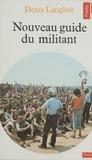 Langlois - Nouveau guide du militant.