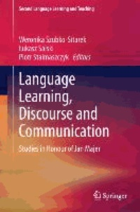 Language Learning, Discourse and Communication - Studies in Honour of Jan Majer.