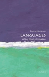 Languages: A Very Short Introduction.