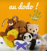 Langue au chat - Au dodo !.