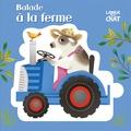 Langue au chat - Balade à la ferme.