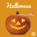 Langue au chat - Halloween.
