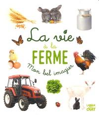 Langue au chat - La vie à la ferme.
