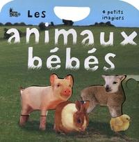 Langue au chat - Les animaux bébés - 4 petits imagiers.