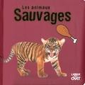 Langue au chat - Les animaux sauvages.
