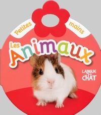 Langue au chat - Les animaux.