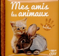 Langue au chat - Mes amis les animaux.