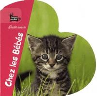 Langue au chat - Petit coeur - Chez les bébés.